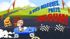 A vos marques prets vroom