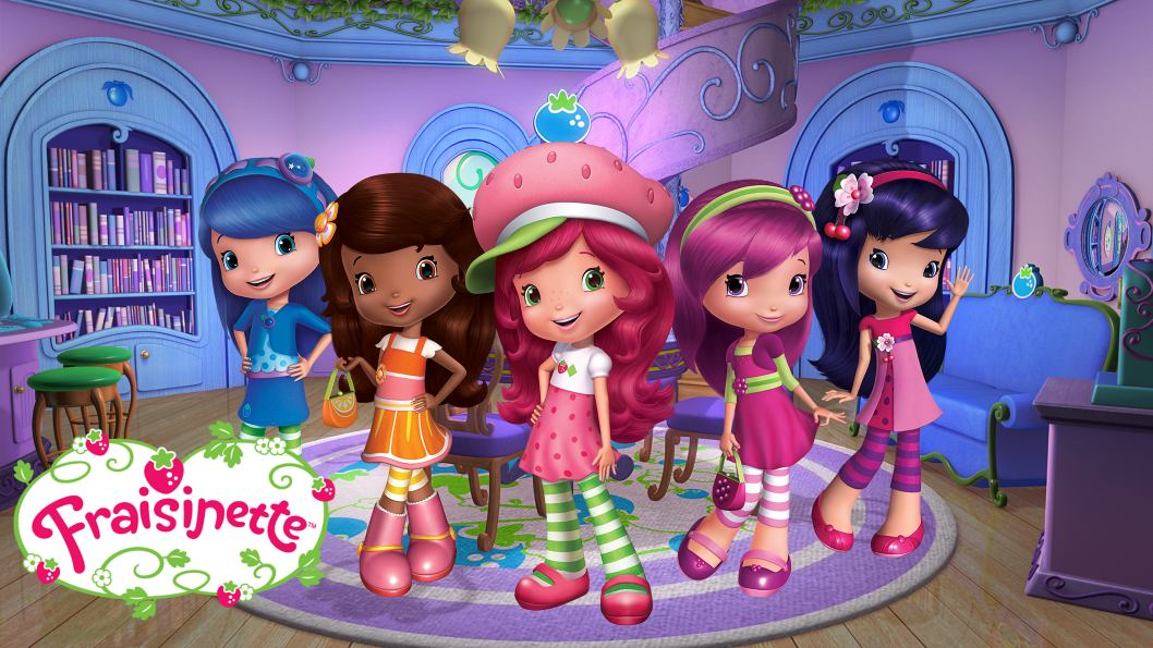 Fraisinette aventures fraisi paradis t l - Image de violetta et ses amies ...